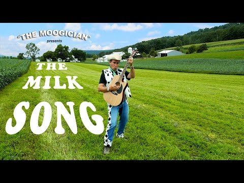 The Moogician sings The Milk Song