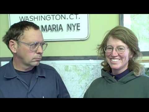 John and Maria Nye