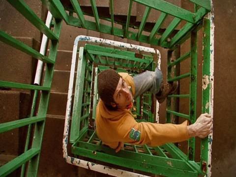Urban Freestyler - Free Climbing