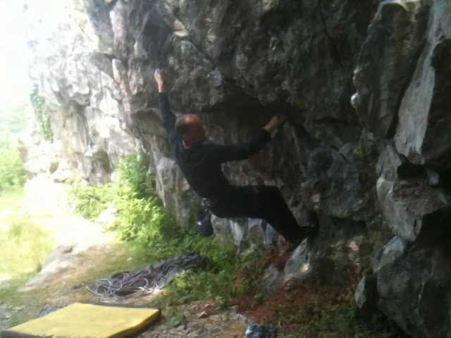 Ivan on Mounsey's Electrics low start V4