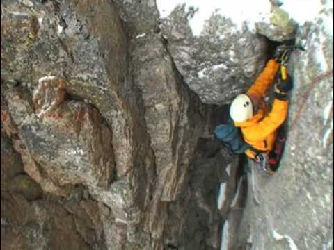 Long Ways - Jonny Copp on Alpine Climbing from Patagonia's Tin Shed