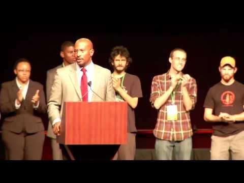 Van Jones l Power Shift 2011