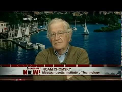 Noam Chomsky: Looking Back on 9/11 a Decade Later. Part 1 of 2