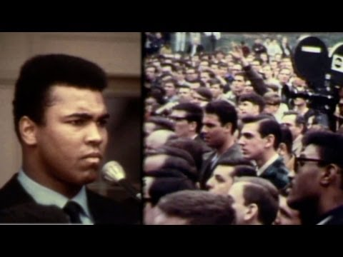 Muhammad Ali's Years of Exile: Boxing Champ's Refusal to Serve in Vietnam Was The Fight of His Life