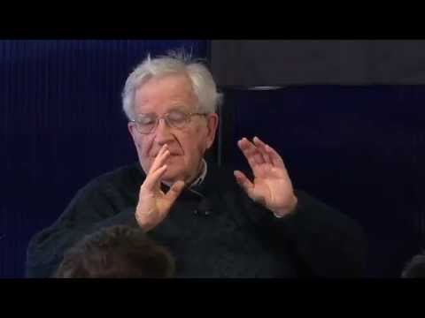 """Chomsky (2014) """"How To Build A More Just and Peaceful World?"""""""
