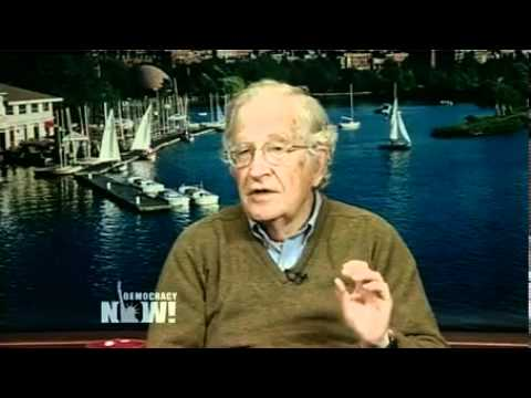 Noam Chomsky: Looking Back on 9/11 a Decade Later. Part 2 of 2