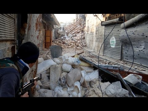 Gimme Shelter From A Syrian War - Marc Papantonio on Ring of Fire Radio