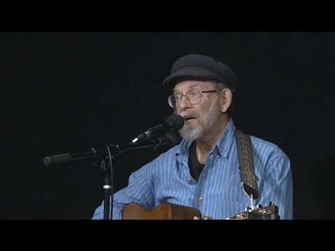 "Folksinger Tom Neilson ""These Colors Don't Run the World"""