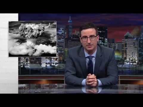 John Oliver skewers two out of three nuclear weapons systems in the U.S.