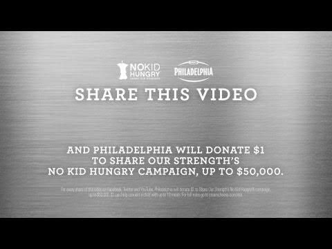 6 Days to Delicious -- PHILADELPHIA Cream Cheese's Brand Story