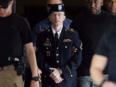 """Bradley Manning: """"Sometimes You Have to Pay a Heavy Price to Live in a Free Society"""""""