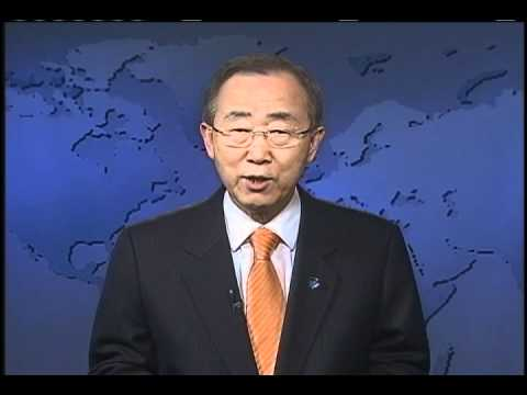 The UN Secretary General Opening Message for the Youth 21
