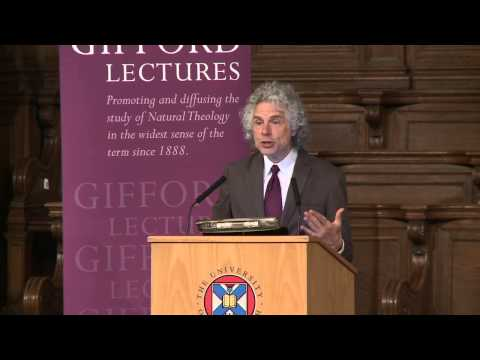 Prof. Steven Pinker - The good news about the Long Peace of the later 20th century and the New Peace of the early 21st