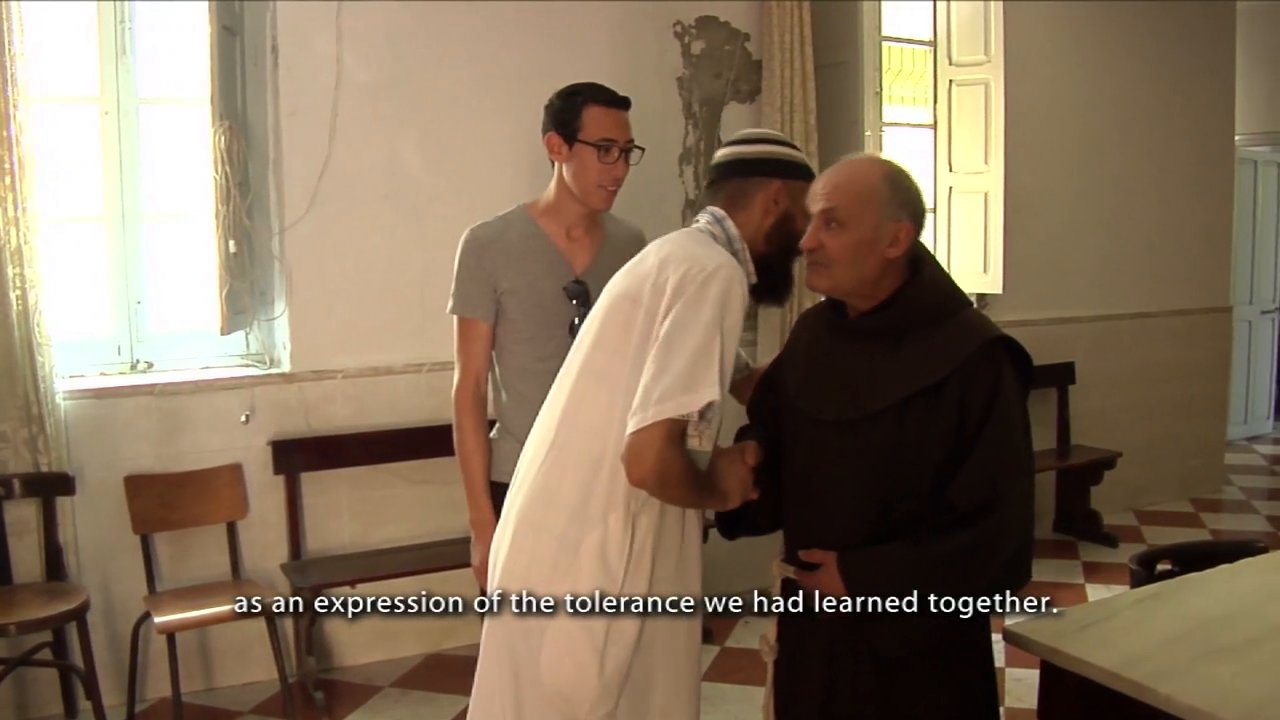 Young Imam among 100s Building Bridges in Morocco