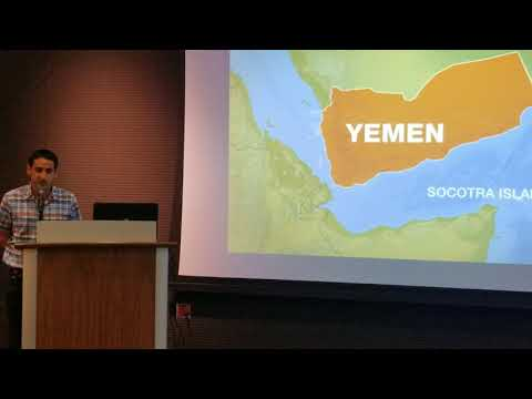 The Hellscape of Yemen (Public Lecture) - Tulsa Peace Fellowship