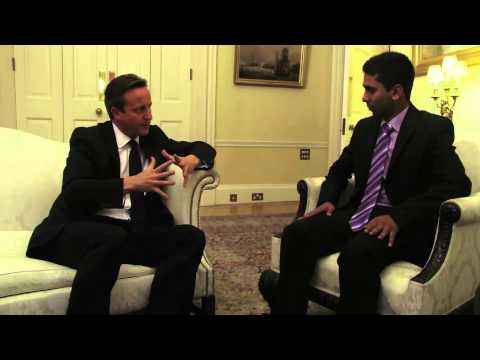 David Cameron on Global Youth Issues