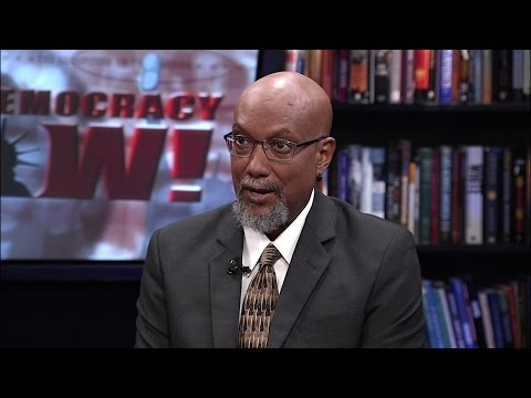 Meet Ajamu Baraka: Green VP Candidate Aims to Continue the Legacy of W.E.B. Du Bois & Malcolm X