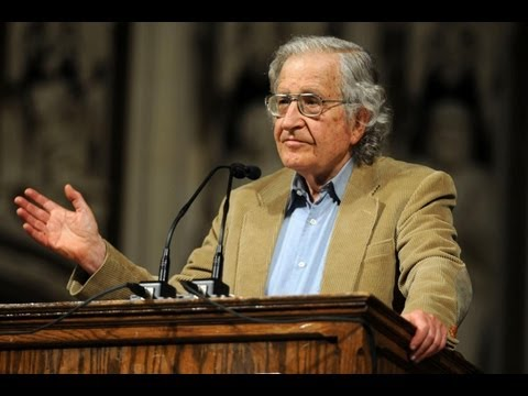 "Chomsky: Instead of ""Illegal"" Syria Threat, U.S. Should Back Chemical Weapons Ban Worldwide 1 of 2"