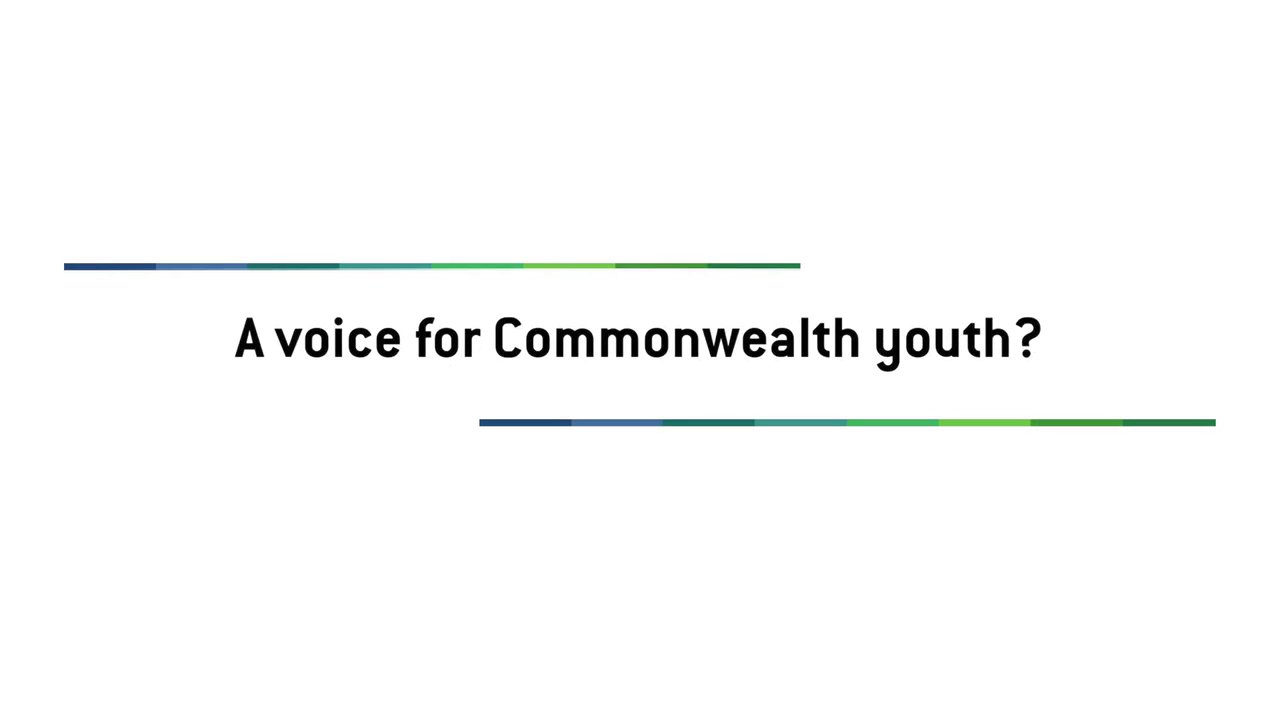 A new voice for Commonwealth youth?