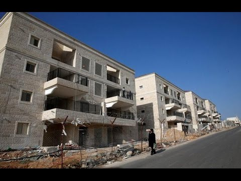 U.N. Security Council demands end to Israeli settlements, U.S. abstains December 23, 2016