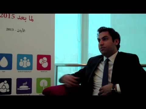 Interview with Mr. Ahmad Al Hindawi, UN Secretary-General Envoy for Youth in Jordan