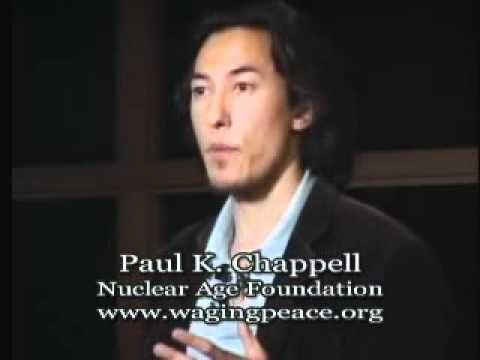Paul K. Chappell - Why Peace Is Possible & How We Can Achieve It