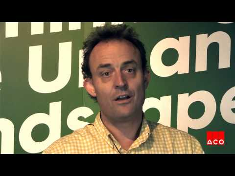 Noel Farrer interview following his presentation at the Rethinking the Urban Landscaping Exhibition