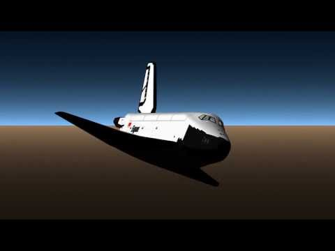Spin of the Buran mesh