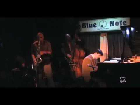 Antonio Ciacca Quartet performs Lagos Blues / Blue Note, NYC