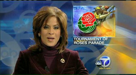 Rose Parade spectators enjoy New Year's Day   Video   abc7.com