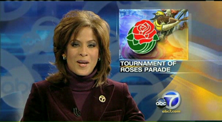 Rose Parade spectators enjoy New Year's Day   Video   abc7.com