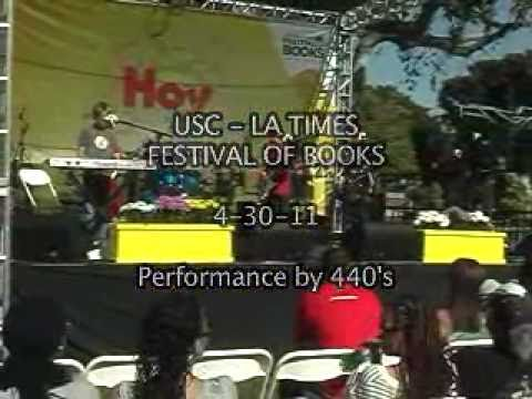 4:40's allSTAR Band at USC/LA Times Festival of Books 4/30/11