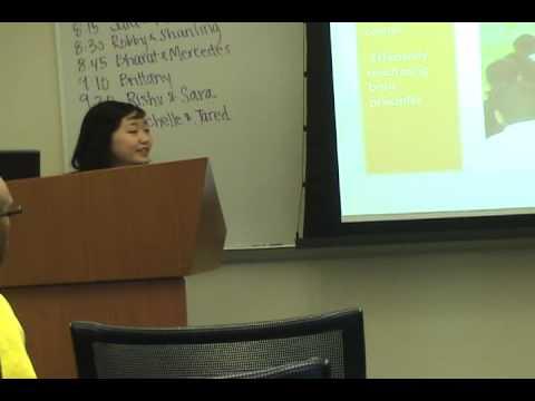 Engineers as Teachers, Final Presentation, Short