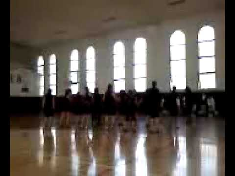 NAI kids learn to dance