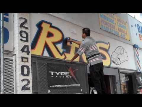 The Graffiti Business