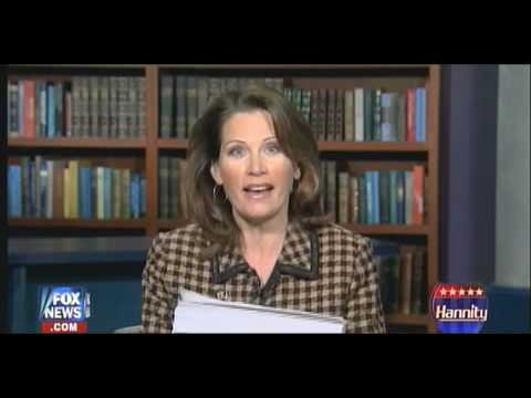 Michelle Bachman: Let's tell Pelosi what she can do with her Health Care Bill