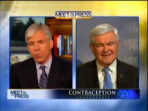 Gingrich Scolds Media for Making Limbaugh 'The Great National Crisis of This Week'