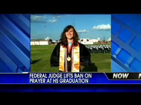 VICTORY! Federal Judge Lifts Ban on Prayer in Valedictorian Speech