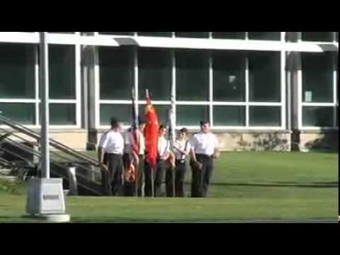 SHOCKING VIDEO! China Flag At Military Academy 1 of 2.flv