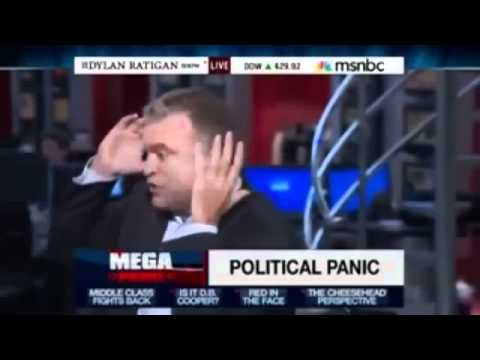 An INTENSE moment of TRUTH with MAINSTREAM Media