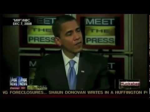 Words Matter! Obama Un-narrated Documentary/Review (in his own words)
