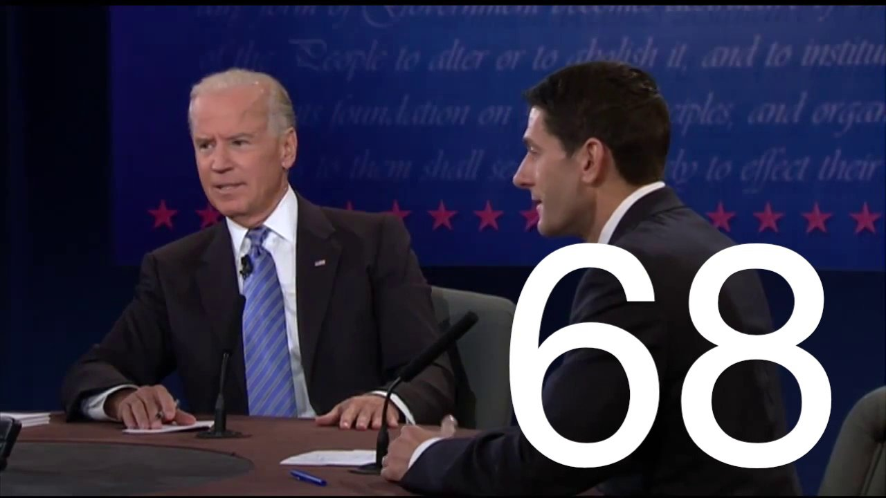 """Interrupting Joe""   -  Biden Interruption Montage"