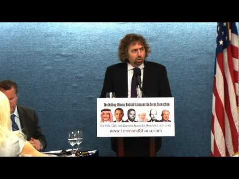 Dreams from My Real Father:  Director Joel Gilbert at National Press Club, Washington DC