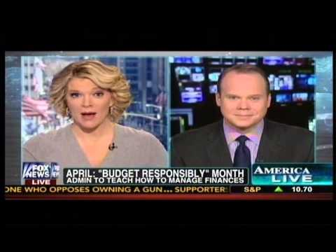 Megyn Kelly Mocks Obama's New Plan to Teach Fiscal Responsibility to Kids