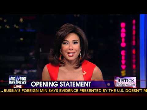 Judge Jeanine Pirro Slams Clapper, Holder, Clinton, Obama, Mueller et al