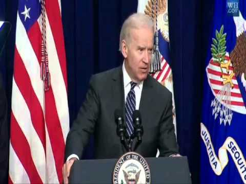 """Court Jester Biden -""""3,300 people have died at the end of a gun and you've witnessed it!"""""""
