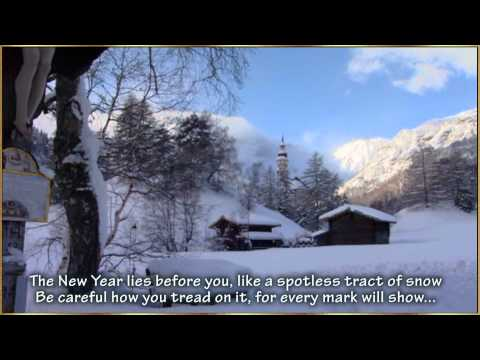 Happy New Year - Auld Lang Syne by Sissel (Live).wmv