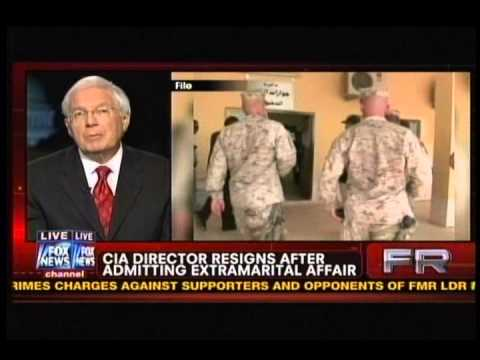 Ron Kessler on Petraeus Resignation: There Are Several Cover-ups Going On
