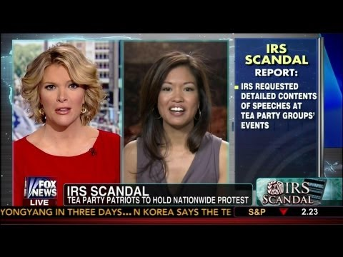 Michelle Malkin: IRS Scandal & The 'Chicago Way' - Megyn Kelly - Happening Now - 5-20-13