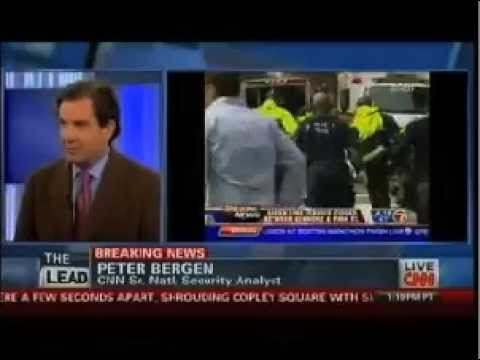 CNN's Nat'l Sec Analyst Speculates 'Right-Wing Extremists' Could Be Behind Marathon Bombing